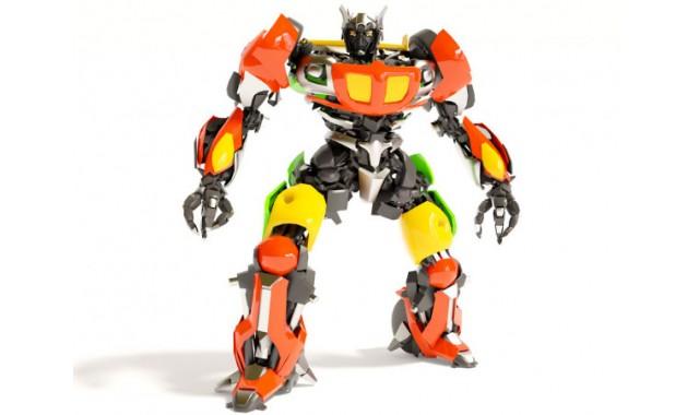 Топовые Роботы-трансформеры